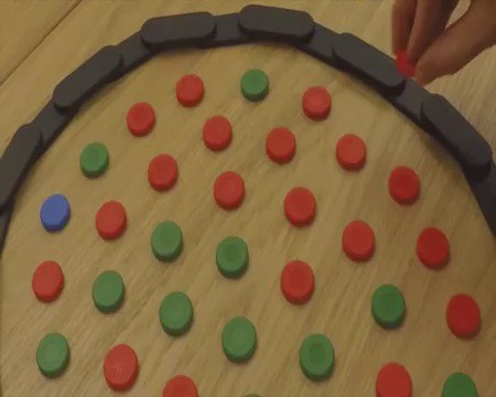 Physics Gif Friday: a slight disturbance to these perfectly aligned magnets causes them all to jump into formation https://t.co/tWbK01FCgt