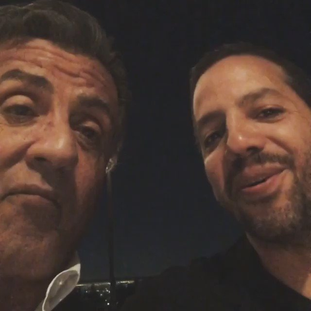 With David Blaine, having dinner… This man is absolutely extraordinary superstrength super talented https://t.co/LF8tEWRr2C