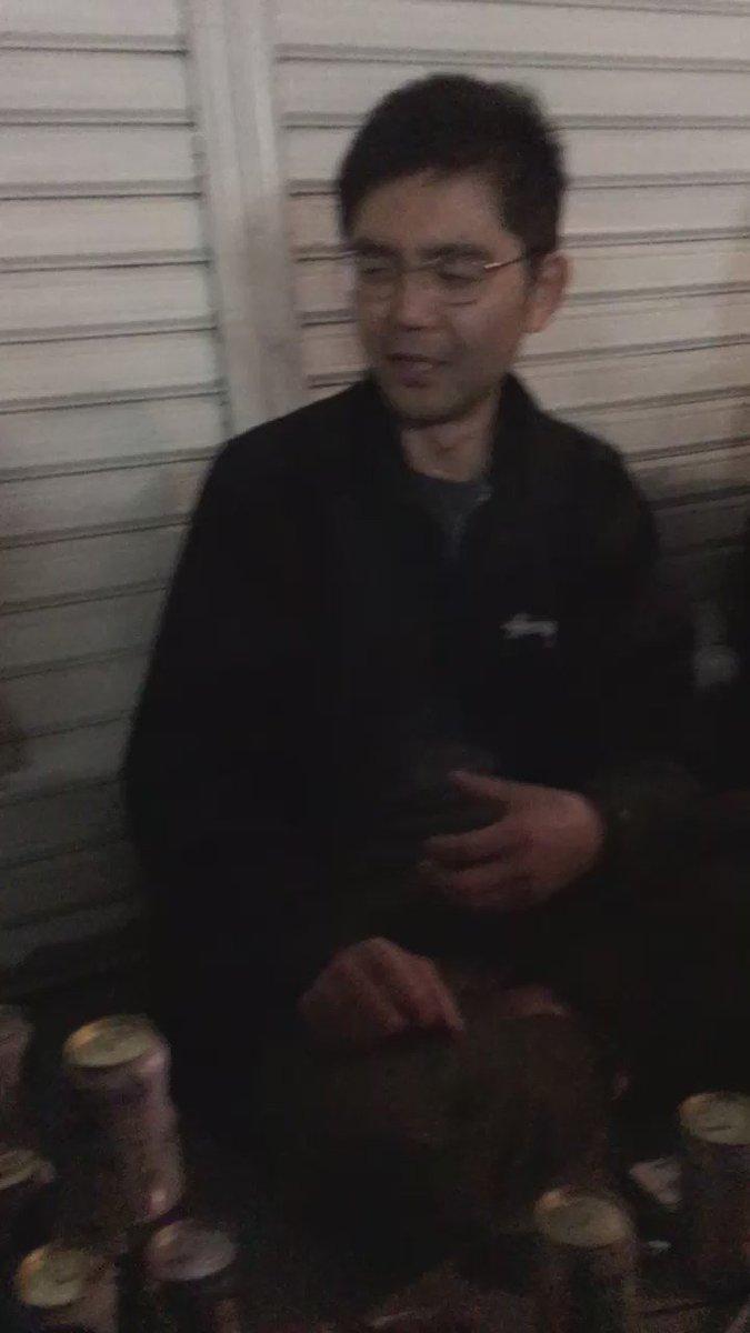 This is 向井秀徳 https://t.co/mfI4344sXM
