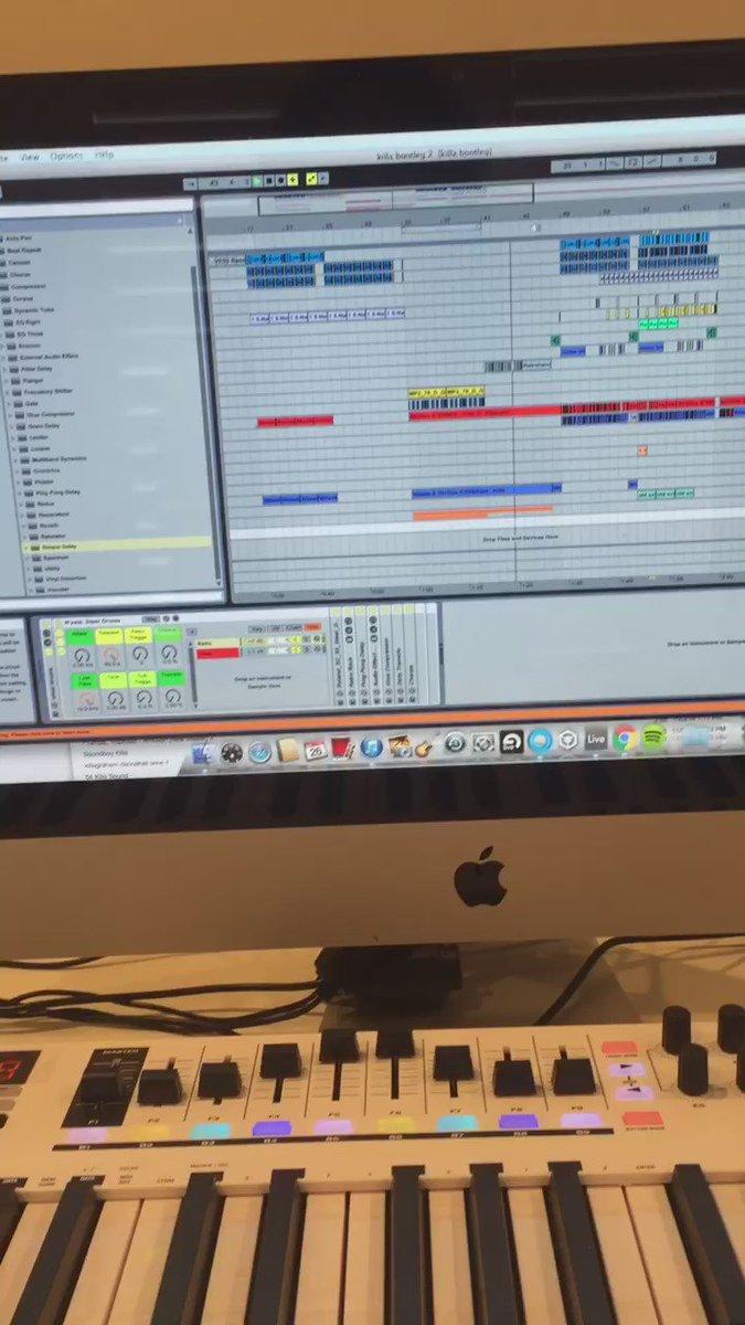 Just made a 128bpm flip of @WiwekDJ and @Skrillex Killa for my DJ sets