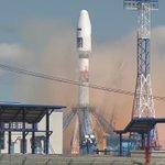 Видео первого пуска ракеты космического назначения «Союз-2.1а» с космодрома #Восточный! https://t.co/rHBBNOFP4c