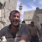 """""""يارب حكمتك يارب"""".. أبومحمد يبحث عن ناجين من أسرته في #حلب https://t.co/PK4Vi17WyF @akhbar @AhmedAlrihawi #حلب_تحترق https://t.co/FJI8TLxvaz"""