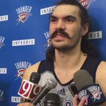 Steven Adams on Tim Duncan is predictably fantastic https://t.co/POrzL9Y1c8