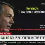 .@SpeakerBoehner: @TedCruz is Lucifer in the flesh https://t.co/cLbpdnQcFq https://t.co/sGVpSQgy5I