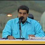 (VIDEO) Pdte @NicolasMaduro: Tecnología aplicada en Refinería de #PLC es de Intevep #PDVSAOrgulloNacional https://t.co/Ha6zd8MG9d