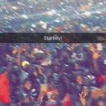 Starboy for life!! Thank u Freetown!! Amazing night! #starboyworldtour https://t.co/j2iXxE0pEw