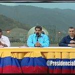 Presidente @NicolasMaduro: La mejor forma de derrotar la conspiración es continuar la obra de la Revolución https://t.co/hLTKwC6s6P