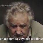 Hayatı satın alamazsınız, hayat geçip gider. Jose Mujica Uruguay eski devlet başkanı https://t.co/kIN8hBhn7f