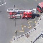 @BomberosBilbao de camino al incendio en lla calle Txotena, #Otxarkoaga. @BilbaoBomberos  Vídeo de @OTXARMAN https://t.co/W4hLrXKX5p