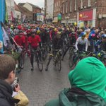 Off they go! #TDY https://t.co/2ZvIhLRNCr