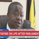 VIDEO:Rtd Maj Gen Kahinda Otafiire: I dont see much I was benefiting from Parliament #NBSNOW https://t.co/6VldnA8W0y https://t.co/xQOXeDbwmV
