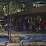 Grupos violentos identificados con el oficialismo intentaron sabotear recolección de firmas UCV ¡Van + de 1M 500mil! https://t.co/3DSY983CgC