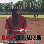 Welcome to #GAMEDAY! Its @VStateSoftball vs. UNA at 4pm EST, and the winner advances to the GSC Championship! 🔥💯🔥 https://t.co/gv2pxrYlKE