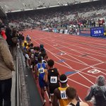Moments ago...KC winning their 4x100m heat in 41.05s. Fasts Tim of the day so far #PennRelays https://t.co/bi3I0dOuv3