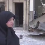 لك الله يا صغيره. #حلب_تناديكم لا حياة لمن تنادي. https://t.co/I4BpZRm2v6