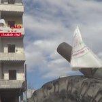 #سوريا : احد العناصر المسلحة التي تقصف المناطق السكنية بـ#حلب يبلغ رئيسه بأن القذيفة وقعت على المدرسة  https://t.co/pmbmM8Fe8u