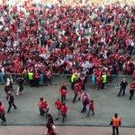 As portas do Estádio da Luz já estão abertas! #Juntos https://t.co/AAjMcc7DwP