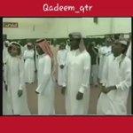 هذه الاحتفالية في كرة القدم، تجعل جميع من على أرض قطر يبتسم، لها معان كبيرة، تخص كيان جماهيره(من زمان ما صفقوا)فرحاً https://t.co/0EdsFyLLsy