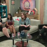 """""""@clexasources: Eliza talks about the spitting scene with Alycia on @nerdists #Fangirling #1 https://t.co/Rz3uX0RFld"""""""