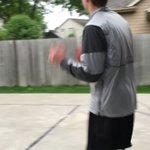 #RunningManChallenge ... 😂😂😂 Any competitors? @JadenKnoebel https://t.co/c20SxbcEPs