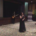Helen Herrera interpreta canción Sueños del artista Diego Torres. #GraduacionIIPromGye https://t.co/JwQIG7WF6j