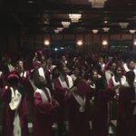 #GraduacionIIPromGye conteo regresivo, Ecuador tiene 110 nuevos líderes! Felicitaciones a todos. https://t.co/lFDQ4hBbc2