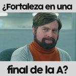 .@FortalezaCEIF ¿Ustedes en una final de la A? 😂😂😂 Nos avisan, hasta nosotros les haríamos fuerza 😜💪👊 #FútbolenPAZ https://t.co/RDwnN9myfH