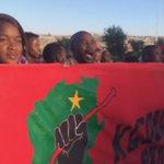 #EFFManifesto supporters arrive singing Zuma wa loya https://t.co/eV4gAyaB4Z