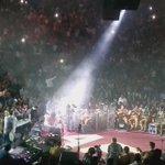 Extraordinario concierto dio anoche @alexoficial en el Palenque de #Puebla. Hoy se presenta nuevamente. https://t.co/tRBlFKOPs1