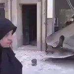 Syrian girl: What is our fault? #Aleppo https://t.co/pBzrPpRnAa
