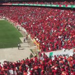 #EFFManifesto VIDEO: Bikers circle the pitch in what look preparation for the arrival of @Julius_S_Malema https://t.co/xuBGf4uTMz