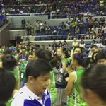Coach Tai congratulating the Lady Spikers @abscbnsports https://t.co/PE0jcAww5z