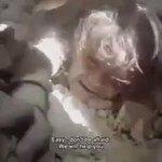 #بالفيديو طفلة من بين الركام في #حلب : لا إله إلا الله .. يا رب! #حلب_تحترق #سوريا #عنف #الوطن https://t.co/JKMcWL7zxT
