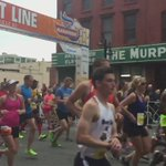 And theyre off! Congrats to the 15,000 runners who decided to #StartWithHealthy this morning at the #KDFMarathon ???????? https://t.co/25qKUJVKxj