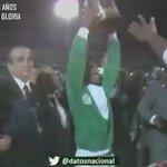 69 AÑOS DE GLORIA 🎂👏🎉 #FelizCumpleaños Atlético Nacional https://t.co/E7NVukI3im