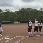 Starting the weekend series off with a friendly #RunningManChallenge! #AESB @UMBCSoftball https://t.co/NDtKWREYiF