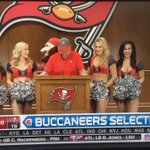 Watch Dick Vitale announce #NCCU CB Ryan Smith as 4th round pick of Tampa Bay Buccaneers in NFL Draft. https://t.co/hFP6cmv1i7