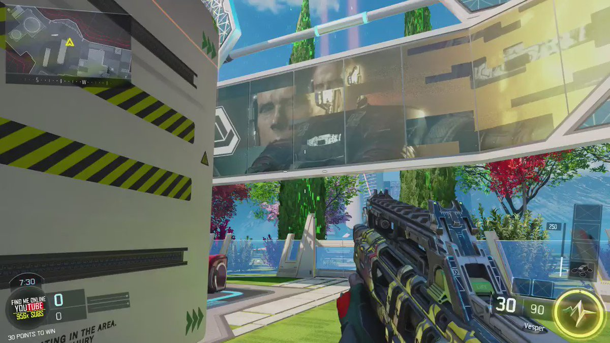 ANOTHER CHANGE TO NUKETOWN!!!! WHO IS THIS GUY... What do they want? RETWEET #InfiniteWarfare https://t.co/qI6JsthJa2