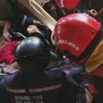 ¡Es un milagro! Un hombre de la tercera edad fue rescatado luego de 13 días del terremoto. https://t.co/ZtH3n93bX8