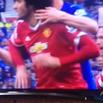 Fellaini doing what Fellaini does. For me that deserves a lengthy ban #MUNLEI https://t.co/O4lXyXiMGc