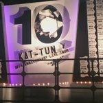 10ks!オブジェの電気が切れる瞬間。またフル充電になる日まで… #kattun #10ks https://t.co/YBTxw5xIpf
