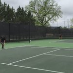 Now 3-0 @GoShockersMTEN after Eddie Stoica serves it out at love to win 7-5, 6-2 https://t.co/R6P5wJTduc