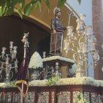 """San José Obrero ya está en la calle. Suena """"Himno Nacional"""" e """"Himno a San José Obrero"""". @jovensjo #SJO16 https://t.co/ivcRVt67J5"""