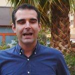 El alcalde de #Almería @RamonFPM respalda la Cadena Humana de Alimentos de nuestro colegio. Gracias!!! https://t.co/bSFDNu3uMl