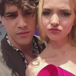 When @DoveCameron & @ryanmccartan slayed our @musicallyapp to some @DNCE! ???????????????? #RDMA #goals https://t.co/98qnAlkw4n https://t.co/BOsxIGqDl7