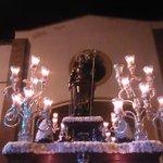 Con el Himno por @LosGitanosSM , entra nuestro San José Obrero de nuevo a su Parroquia #SJO16 https://t.co/HsMYasO4vo