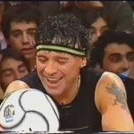 El Diego va a ser jugador por siempre, Niembro pelotudo ! https://t.co/11uTz1uj3d