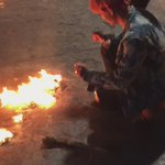 불타오르네!!! #마술 #FIRE #불타오르네  #호비사진첩 https://t.co/oobQSnnEgD