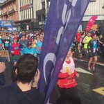 Thousands of runners hit the streets of Belfast for the 2016 @belfastmarathon. The suns out too. https://t.co/mM04xKscVT