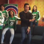 #DLSULadySpikers - #RunningManChallenge 🏃🏻 T.Y. to the Seniors @VSGalang @mikareyesss & @mikaaa01 for being so game! https://t.co/7E7KN0mRrd